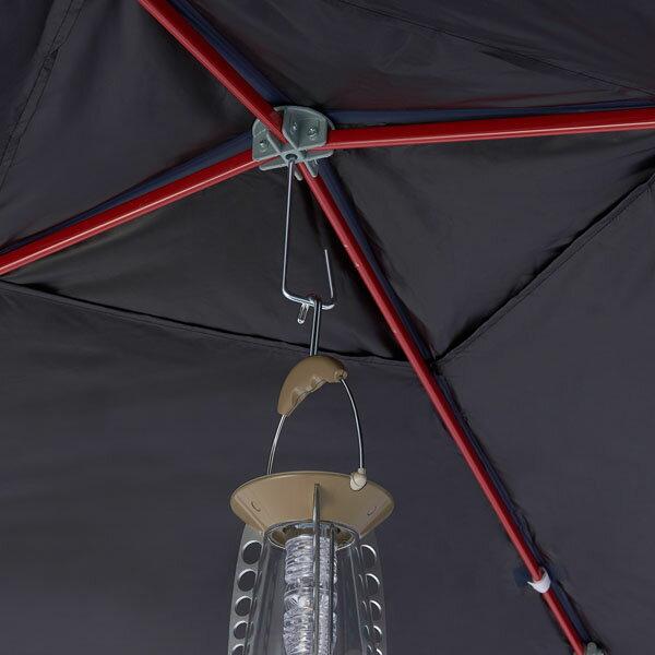 LOGOS ロゴス QセットBlackタープ 220/テント タープ キャンプ バーベキュー BBQ アウトドア ピクニック/RCP/05P03Sep16/