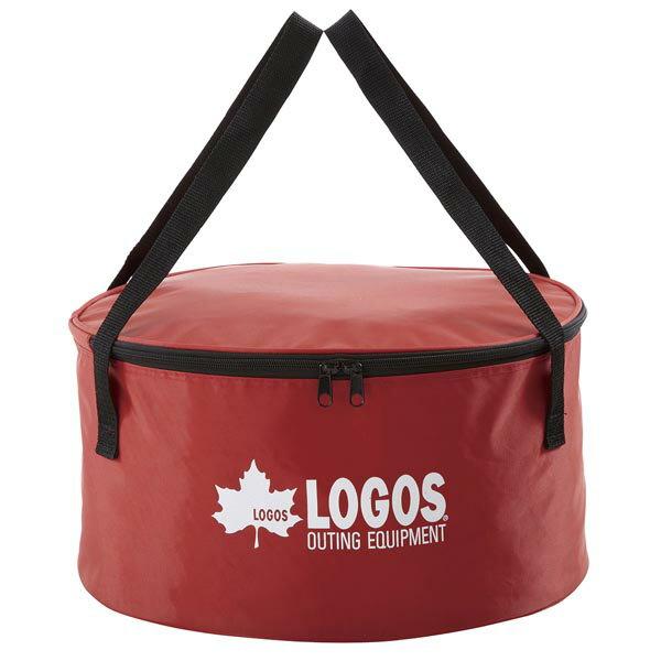 LOGOS ロゴス SLダッチオーブン12inch・ディープ(バッグ付き)/調理器具 キャンプ バーベキュー BBQ アウトドア ピクニック/RCP/05P03Sep16/