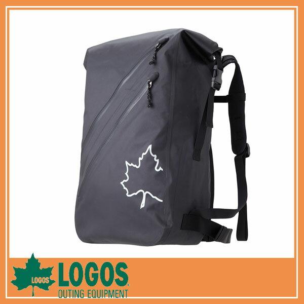 LOGOS ロゴス BLACK SPLASH ダッフルリュック/リュック デイバッグ バックパック バッグ キャンプ バーベキュー BBQ アウトドア ピクニック/RCP/05P03Sep16/