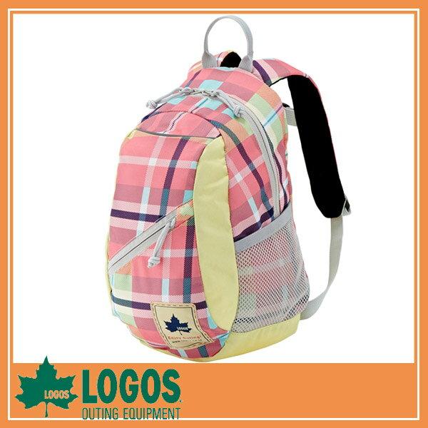 LOGOS ロゴス CADVEL-Design・Kids (AE・check)/マウンテンバッグ ザック リュック デイバッグ ダッフルバッグ キャンプ バーベキュー BBQ アウトドア ピクニック/RCP/05P03Sep16/