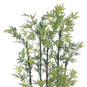 【人工植物】グリーンデコ黒竹7本立1.5m(鉢無)