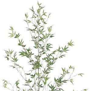 【人工植物】グリーンデコ爽風竹(そうふうちく)2.4m