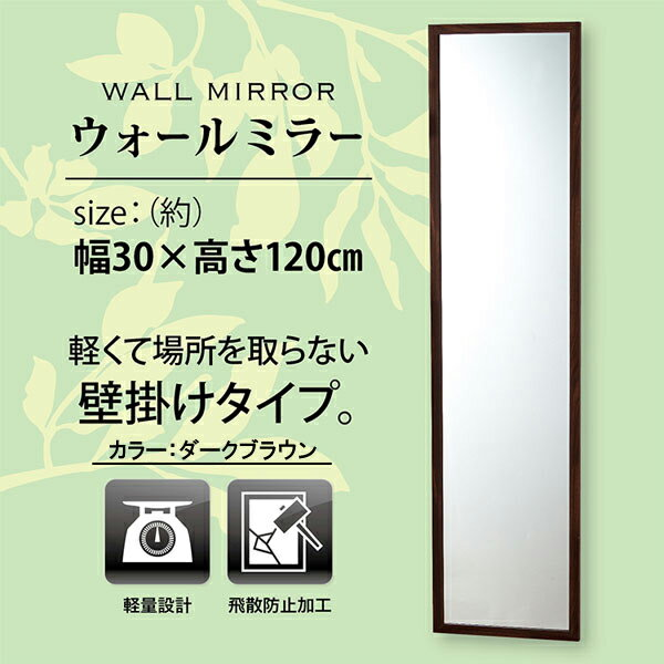 ウォールミラー120