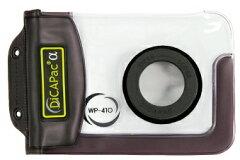 WP-410 デジタルカメラ専用防水ケース ディカパックα 普通のデジカメが水中カメラに?!DiCAPacα