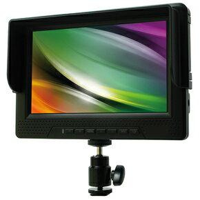 HM-TLB7 7インチ 液晶モニター バッテリ内蔵 HDMI / YPbPr 対応