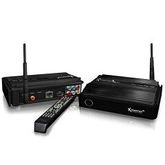 Xtreamer SideWinder2 ファンレス設計 Gigabit LAN&無線LAN搭載 ネットワーク&HDDメディアプ...