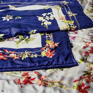 【9/24までポイント10倍】 東京西川 WEDGWOOD(ウェッジウッド) 真綿掛けふとん シングルロング(150×210cm) WW8640