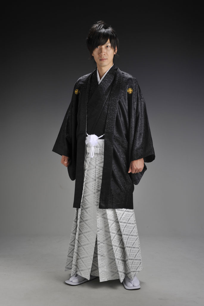 haori-hakama | Rakuten Global Market: Brocade hakama-4 - the hakama.