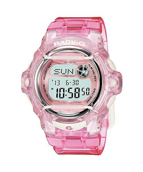 腕時計, レディース腕時計 Baby-G CASIO BG-169R-4 WATCH CASIOBABY-G