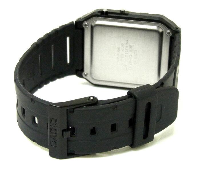 カシオ CASIO メンズ 腕時計 データバンク カリキュレーター  CA-53W-1Z ブラック 黒 CASIO DATA BANK CALCULATOR 海外モデル 多機能 プレゼント ギフト おすすめ