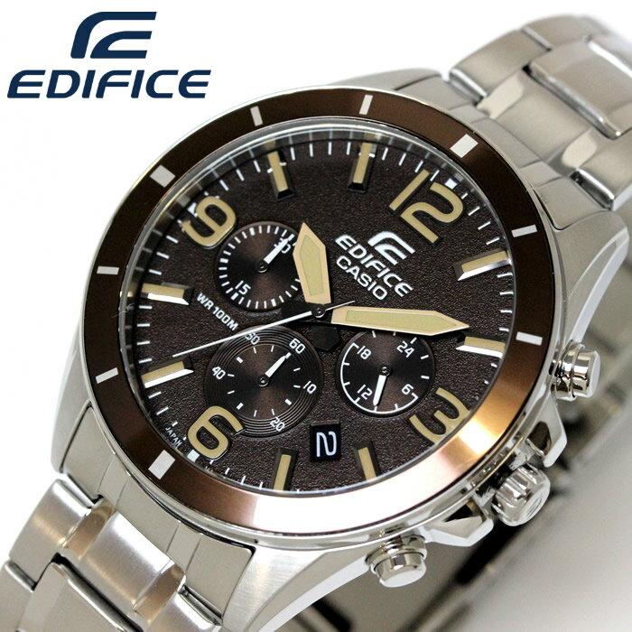 ecf1e3dfd1 CASIO EDIFICE カシオ エディフィス クオーツ 腕時計 メンズ クロノグラフ 10気圧防水. EFR-553D-5B  G-SHOCKに続くカシオの新たなシリーズが登場!