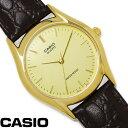 【あす楽】チプカシ 腕時計 アナログ CASIO カシオ チープカシオ メンズ MTP-1094Q-9A 革ベルト ビジネス 激安 ブランド ラウンドフェイス きれいめ レザー 人気 プレゼント 父の日 WATCH うでどけい とけい TOKEI
