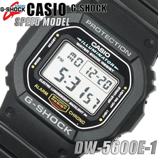 腕時計, メンズ腕時計  CASIO G DW-5600E-1 SPEED MODEL WATCH CASIOG-SHOCK