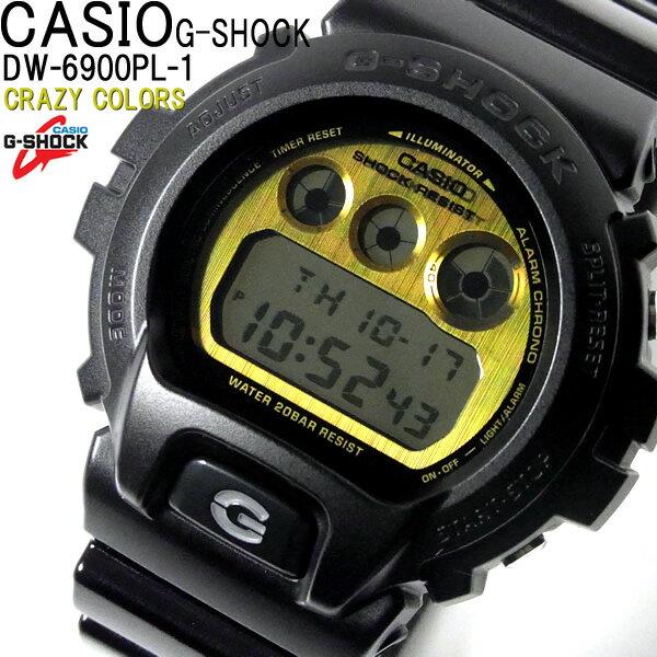 腕時計, メンズ腕時計 G-SHOCK CASIO G Crazy Colors DW-6900PL-1 WATCHCASIOG-SHOCK