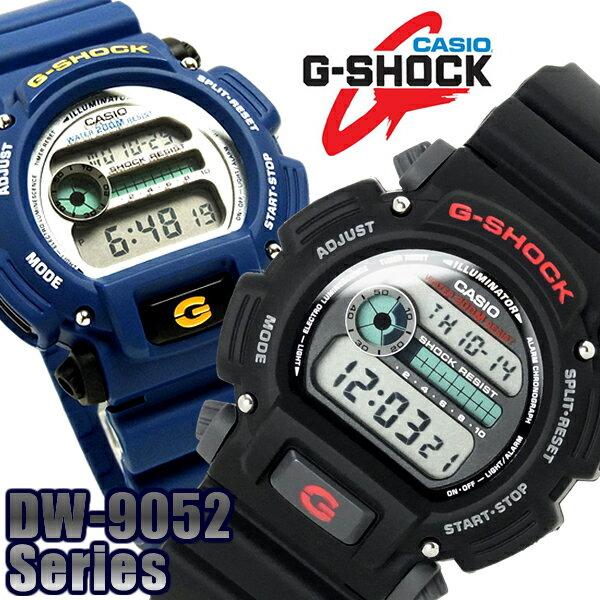 腕時計, メンズ腕時計 CASIO G-SHOCK G DW-9052 DW-9052-1V DW-9052-2V WATCH MENSCASIOG-SHOCK