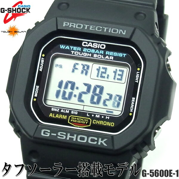 腕時計, メンズ腕時計 G-SHOCK CASIO G G-5600E-1 DW-5600C WATCHCASIOG-SHOCK