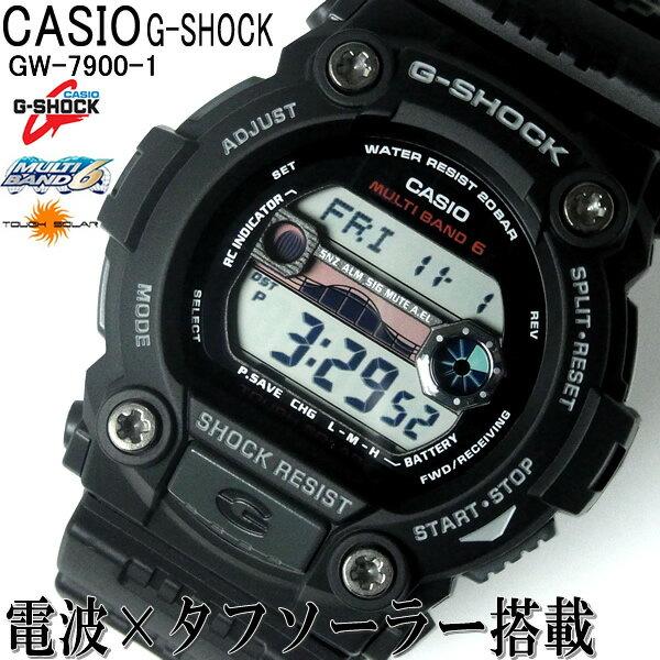 CASIO G-SHOCK black watch G-SHOCK CASIO G 6 GW-7...