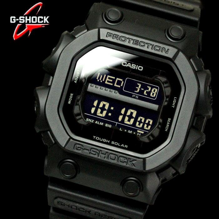 G-SHOCK Gショック CASIO カシオ メンズ 腕時計 ソーラー GX Series ジーエックスシリーズ ブラック ラッピング無料可能 プレゼント 入学 就職 【腕時計】 【ウォッチ】 【おすすめ】 ランキング 流行 かっこいい カジュアル スポーツ 誕生日 バレンタインデー