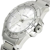 【送料無料】腕時計メンズジャックルマンJACQUESLEMANS1-1903Bリバプール時計オフィスビジネスブランドダイバーズウォッチデザイン防水人気シルバー激安人気とけいうでどけいウォッチwatchtokeiudedokei