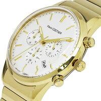 【送料無料】腕時計メンズジャックルマンJACQUESLEMANSKC103Eケビンコスナークロノグラフ時計ブランドアナログケビン・コスナー・コレクションシンプルゴールドとけいうでどけいウォッチwatchtokeiudedokei