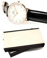 【送料無料】ダニエルウェリントン腕時計ユニセックス36mmClassicローズゴールド本革ベルトレザーメンズレディースクラシック0508DWシェフィールドプレゼントギフト人気激安特価WATCHうでどけい【腕時計】【DanielWellington】