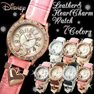 ミッキーマウス ミッキー 腕時計 レディース レディス 腕時計 ハート ミッキー 腕時計 スワ…