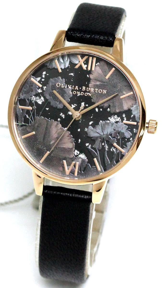オリビアバートン Olivia Burton レディース 腕時計 レザー OB16GD22 シンプル エレガント 女性らしい 華やか フェミニン ラッピング無料 希少 おしゃれ かわいい 女性 プレゼント ブランド 上品