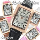 RobertOldani ロベルトオルダニ レディース 腕時計 ブランド 革ベルト レディース腕時計 レディースウォッチ LADY'S WATCH うでどけい