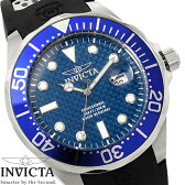 【送料無料】腕時計 メンズ INVICTA インビクタ ダイバーズウォッチ プロダイバー 12559 ブルー シルバー ブラック クオーツ Pro Diver ウレタン ブランド 人気 プレゼント 特価 WATCH うでどけい【腕時計】【INVICTA/インビクタ】