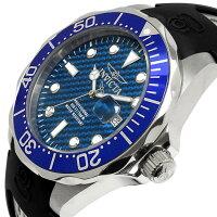 【送料無料】腕時計メンズINVICTAインビクタダイバーズウォッチプロダイバー12559ブルーシルバーブラッククオーツProDiverウレタンブランド人気プレゼント特価WATCHうでどけい【腕時計】【INVICTA/インビクタ】