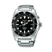 【送料無料】【国内正規品】プロスペックスセイコーキネティックメンズ腕時計SBCZ025SEIKOPROSPEX機械式自動巻ダイバーズウォッチ200M潜水防水ステンレスブラック【取り寄せ】