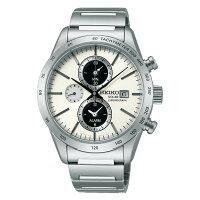 【送料無料】【国内正規品】セイコースピリットSEIKOSPIRIT腕時計ソーラークロノグラフメンズSBPY113100M10気圧防水ビジネスシンプルソーラー腕時計きれいめ人気うでどけいとけいWATCH時計【取り寄せ】