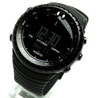 【送料無料】スントコアオールブラックSUUNTOCOREAllBLACKメンズ腕時計メンズウォッチMEN'SWATCHうでどけい【スント】【SUUNTO】
