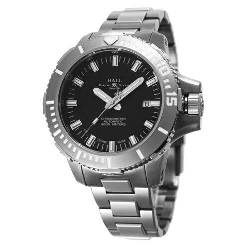 BALLWATCH(ボールウォッチ)メンズ腕時計DM3000ASCJディープクエストブラック