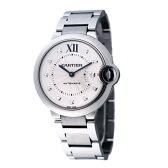 【最大2,000OFF円クーポン配布中】カルティエ Cartier 腕時計 バロンブルー WE902075 シルバー