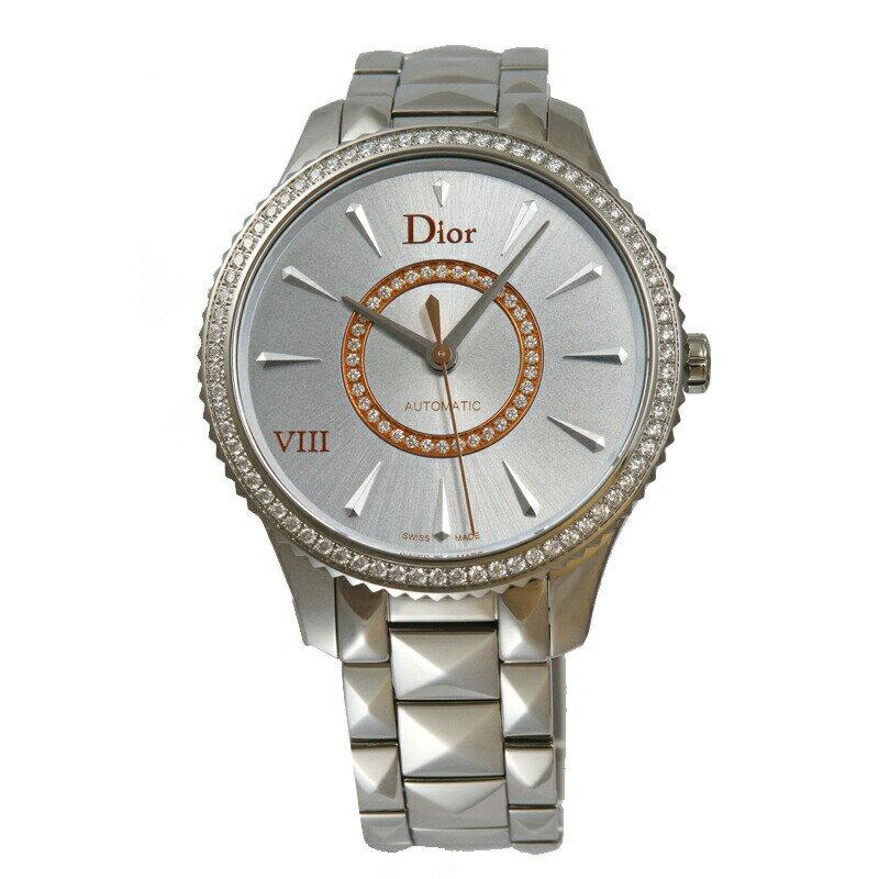 ディオールDior腕時計レディースオン・ユィット153510M001BL/ダイヤ