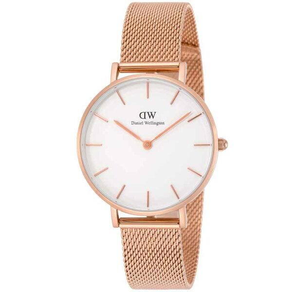 ダニエルウェリントンDanielWellingtonレディース腕時計ClassicPetiteMelroseDW00100163