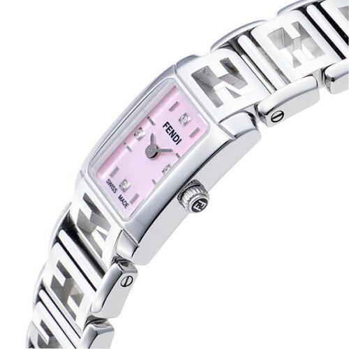 FENDIフェンディ腕時計レディースフォーエバーピンクパールF125270D
