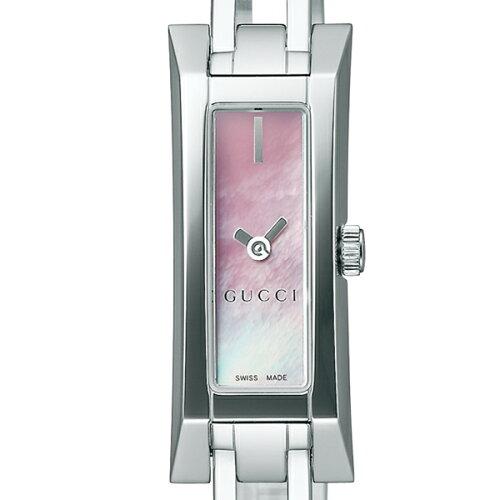 GUCCIグッチ腕時計G-LINKピンクパールYA110520