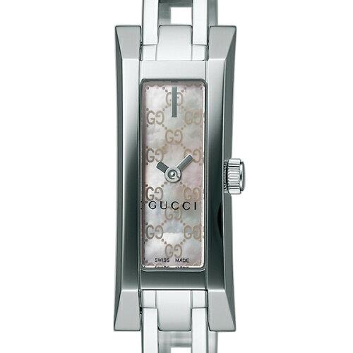 GUCCIグッチ腕時計G-LINKホワイトパールYA110525