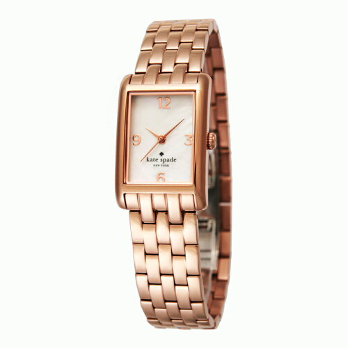 katespadeケイトスペードクーパーブレスレットレディース腕時計ピンクゴールド1YRU0037WH