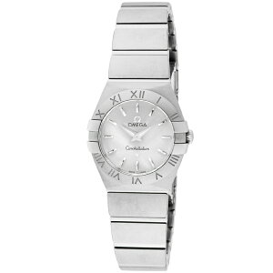 オメガ OMEGA レディース 腕時計 コンステレーション シルバー 123.10.24.60.02.001