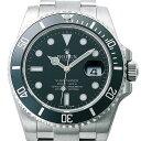 ロレックス ROLEX サブマリーナ デイト メンズ 腕時計 ブラック 116610LN...