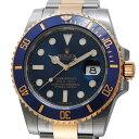 ロレックス ROLEX サブマリーナ メンズ 腕時計 ブルー 116613LB