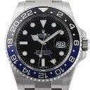 ロレックス ROLEX GMTマスター メンズ 腕時計 ブラ...
