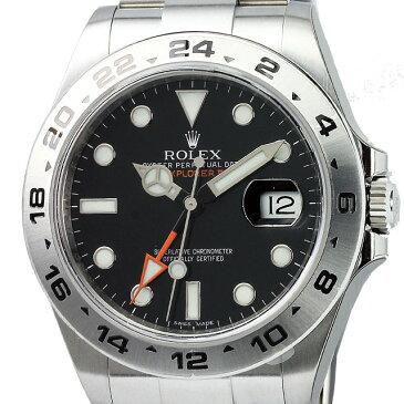 ロレックス ROLEX エクスプローラー メンズ 腕時計 ブラック 216570