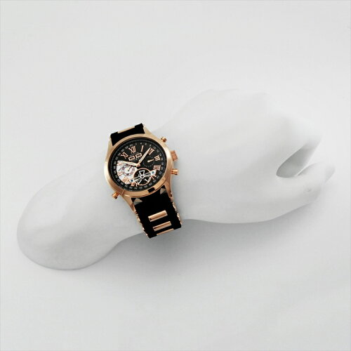 SONNEゾンネ腕時計H003ブラックH003PG-BK