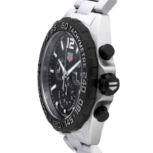 TAGHEUERタグホイヤー腕時計フォーミュラ1クロノグラフブラックCAZ1010.BA0842