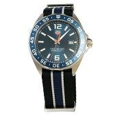 タグホイヤー TagHeuer メンズ腕時計 フォーミュラ1 WAZ1010.FC8197 ブルー