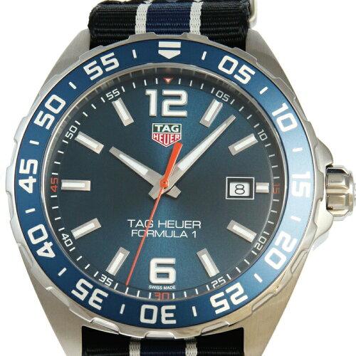 タグホイヤーTagHeuerメンズ腕時計フォーミュラ1WAZ1010.FC8197ブルー